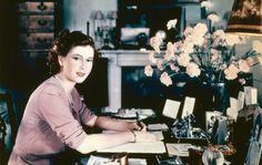 Princess Elizabeth 1946 via Fallon Elizabeth