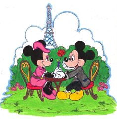 disney minnie and mickey - Google Search