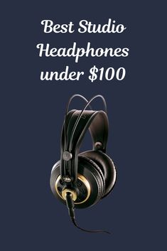 Be the best girl or boyfriend by giving your partner the best studio headphones as a gift for special occasions. We listed these tech gadgets to fill your home music studios, small room, or bedroom. Check out our list of the best studio headphones today! Design Studio Office, Recording Studio Design, Best Studio Headphones, Music Studios, Home Studio Music, Dj Equipment, Bedroom Vintage, Tech Gadgets, Good Music