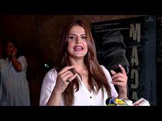 Zarine Khan at the screening of Irrfan Khan's MADAARI movie.