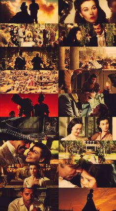 """""""Gone With The Wind Quotes"""" 