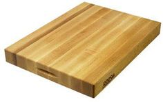 John Boos RA-Board Collection Reversible Cutting Boards Maple Edge Grain #kitchensource #pinterest #followerfind