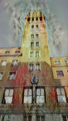 Kris Mo • Deep Dream Generator My Dream, Deep, Painting, Painting Art, Paintings, Draw