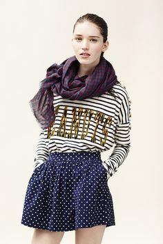 Teens fashion - #Leon & Harper - Fall-Winter 2014 Collection