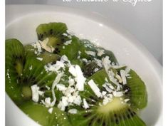 Recette Salade de kiwis au gingembre, par Agnes.f - Ptitchef