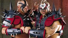 Road Warrior Animal discusses RetroMania videogame, WWE Hall of Fame, WCW, winning WWF gold for the first time and more - neroo news The Road Warriors, Catch, Wrestling Stars, Wrestling Wwe, Den Of Geek, Wrestling Superstars, Professional Wrestling, Ol Days, Team Names