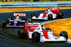 Ayrton Senna - Hungary GP 1992