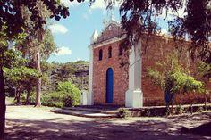 Xique-Xique de Igatu, Bahia, Brasil - Igreja de São Sebastião