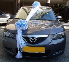 a wedding car decorated  should reflect both her personal and theme wedding. #timelesstreasure