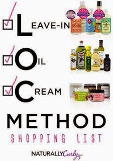 Keeping Up with Kurly Ken: The LOC Method and my Homemade Moisturizing Cream/Mixture