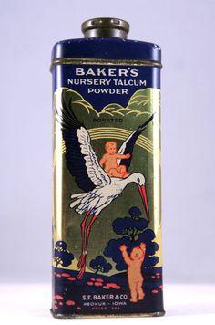 Baker Tin ♥