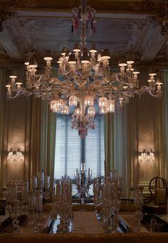 Stunning Maison Baccarat Moscou | Cynthia Reccord
