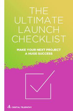 Get the Checklist