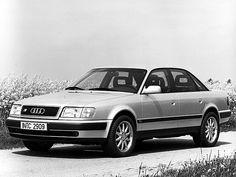 1991 Audi 100 S4