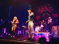 Paramore on stage in Milwaukee, WI at the Rave/Eagles Club - 12/01/17