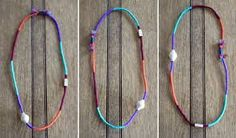 Image result for rope Necklaces