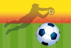 ACHTUNG: NOCH GAAANZ GEHEIM! Auschnitt Sonder-Bordüre: Fußball WM 2014 Brasil • Mein Bordürenladen - Dawanda ------------------------------------------------- die gibt´s n o c h nicht zu kaufen