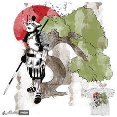 Deadly Panda on Threadless