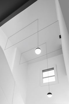 String Lights by Michael Anastassiades