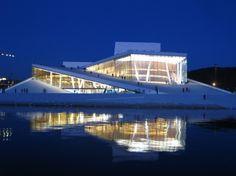 Oslo Opera House- Osla, Norway