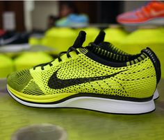 Nike Flyknit - light as air!