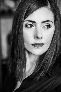 Actress Adrienne Wilkinson  captured by photographer Damu Malik