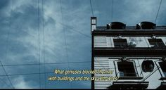 Medianeras lovely movie about loneliness in big city