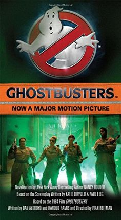Ghostbusters by Nancy Holder…
