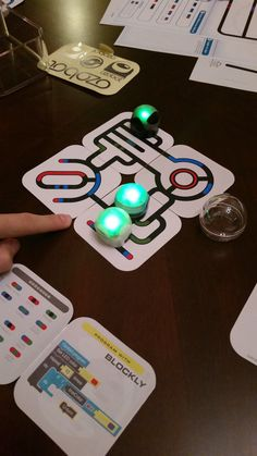 Ozobots in action!
