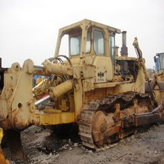 You should know the dumping height while using Used Excavator D155-1
