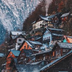 Hallstatt, Austria | Photography by © James Relfdyer (@jamesrelfdyer)