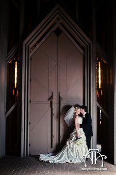 Christina & Mason {Married} Marty Leonard Chapel, City Club Fort Worth & Omni Hotel | Tracy Autem Photography