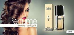 Sansiro K1 Bayan Parfüm  Feminen ve klasik... Tarzından ödün vermeyen #bayan lar için  Odunsu ve meyvemsi esintilere sahip etkileyici karakteristik kokusuyla anında fark edilen #Sansiro K1 #parfüm ile siz de tarzınızı konuşturun.  http://www.e-sansiro.com/Sansiro-K1-Bayan-Parfum,PR-485.html