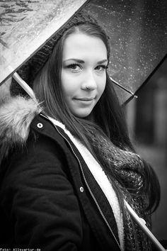 Model: Lauryn (Regen Shooting Outdoor, Hamm), Foto: Allsvartur.de