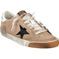 Golden Goose | Distressed Superstar Sneakers #goldengoose #sneakers