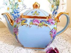 Tea And Crumpets, Stoke On Trent, Tea Pots, Pottery, Tableware, Cube, China, Awesome, Ceramica