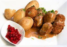 Kjøttboller - chezENGH