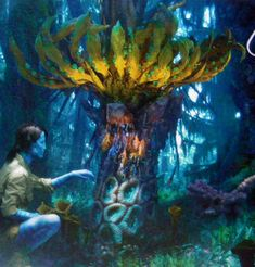 Avatar Movie, Avatar Characters, Pandora, Science Art, Science Fiction, Life Form, Fantasy Landscape, Fantasy World, Fantasy Creatures