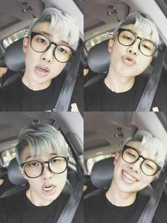 Uhh, Namjoon, you're soo hot