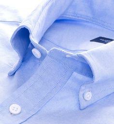 Proper Cloth heavy oxford shirt.