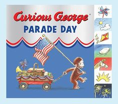 Curious George Parade Day #potterybarnkids