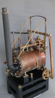 Steampunk City, Steampunk Design, Gas Turbine, Steam Engine, Boiler, Steam Punk, Techno, Metals, Engineering