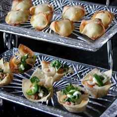 3 Easy Appetizer Recipes In Under 30 Minutes  - Hosting is easy when you can easily whip up easy appetizers in no time. Recipes for: banh mi bites, baked brie bites, and cream cheese and chive bites.