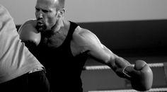 Jason Statham's Take On Exercise   Gym Flow 100