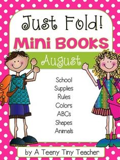 Just Fold! Mini Book