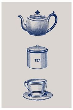 Tea poster for my kitchen, please. Or my bedroom, either will do