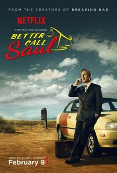 Better Call Saul is an American television crime drama series created by Vince Gilligan and Peter Gould. It is a spin-off prequel of Breaking Bad Walter White, Top Tv Shows, Movies And Tv Shows, France 2 Direct, Sons Of Anarchy, Best American Tv Series, Serie Breaking Bad, Where To Watch Movies, Frames