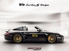 Porsche 911 Targa S Turbo SKGT3RS