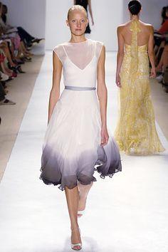 Monique Lhuillier Spring/Summer 2006 Ready-To-Wear
