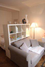 Photo Deco :  Blanc    Studio parisien beige chic